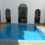 Riad Zyo pool