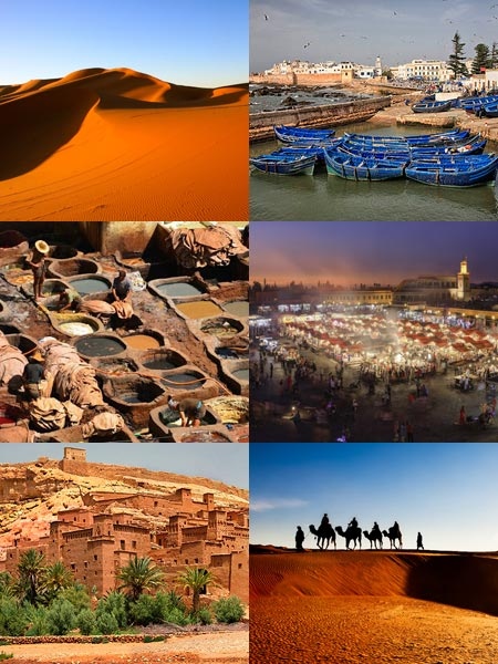 10 Must Sees of Morocco